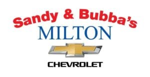 Sandy & Bubba's Milton Chevrolet logo