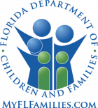 Logo of the Florida Department of Children and Families