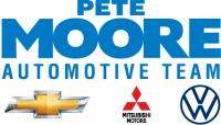 Pete Moore Automotive Team logo