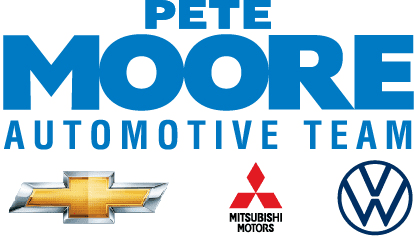 Pete Moore Automotive Team logo