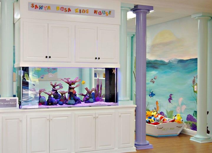 Image of Santa Rosa Kids House's office